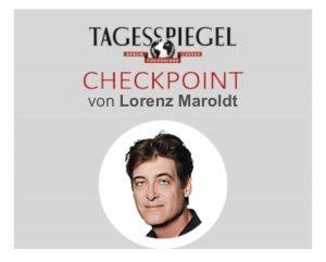 Der Tagesspiegel Checkpoint