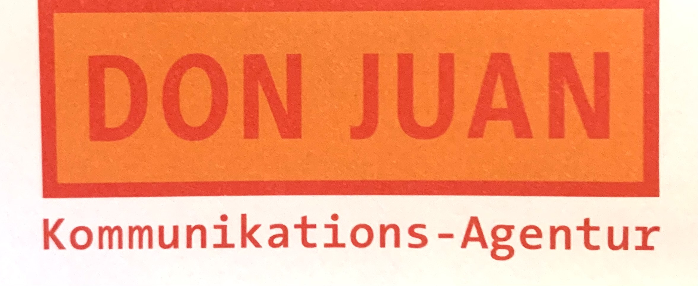 Don Juan Kommunikations-Agentur